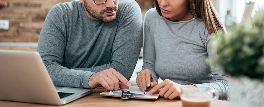Mari et femme, discutez de vos finances !